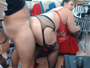 ANAUGHTYCOUPLEXX sex cam girl image