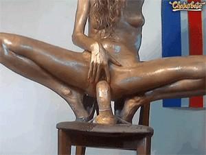elisadeathnaked sex cam girl image