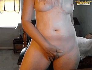 sexyblondewife sex cam girl image