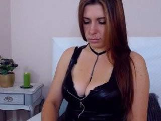 amylovexx redhead being naughty and seductive on a live webcam
