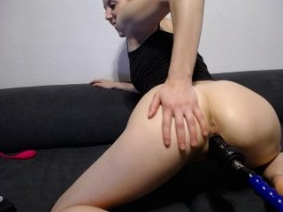 antonialove69 blonde and her wet little pussy, live on webcam