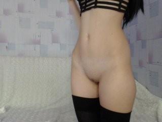 melissasqirt- the most beautiful brunette live on sex cam
