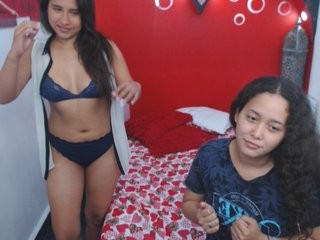 lucixemma young cam girl couple doing everything you ask them in a sex chat