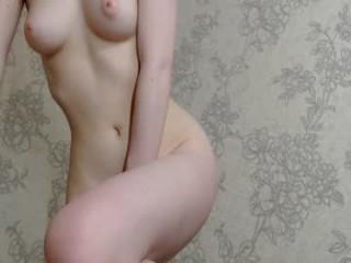 pinkgold_ slut with big, firm tits masturbating live on sex cam