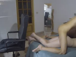 john_cata young cam girl couple doing everything you ask them in a sex chat
