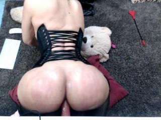 twerkingbaby doing the sexiest things in her private chat room