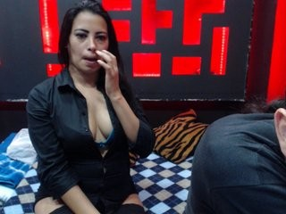 smellevedave couple doing everything you ask them in a sex chat