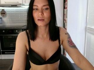 mslatikax the most beautiful brunette live on sex cam