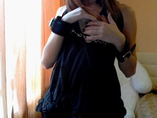 aurika628 young cam girl doing it solo, pleasuring her little pussy live on webcam