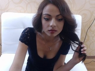 ladyflame4u the most beautiful brunette live on sex cam