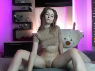 mini_princess slut with big, firm tits masturbating live on sex cam