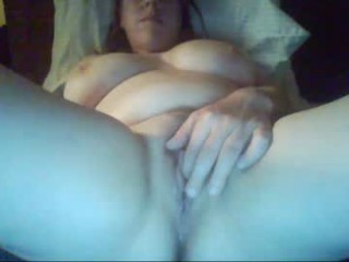 camaddict069 doing it solo, pleasuring her little pussy live on webcam