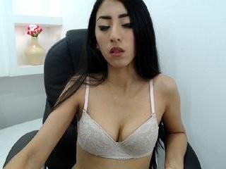 pasionlatina1 Latino young cam girl slut masturbating live on a webcam