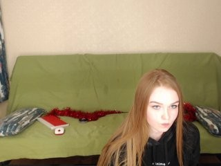 sweetyfoxxy redhead teen being naughty and seductive on a live webcam