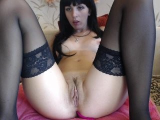 topgirl4u blonde young cam girl and her wet little pussy, live on webcam