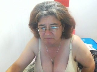 esmeraldac redhead mature cam girl being naughty and seductive on a live webcam