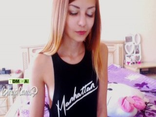 -l-l-l English young cam girl enjoys masturbating for you, live on a webcam