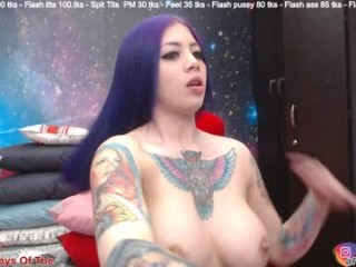 beatriiz_2 with the ability to squirt in front of an audience live