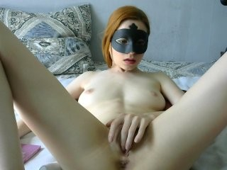 nymphaea redhead young cam girl being naughty and seductive on a live webcam
