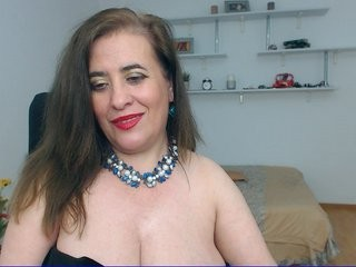 madamenora the most beautiful brunette mature cam girl live on sex cam