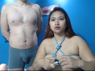 lucky-charmm young cam girl couple doing everything you ask them in a sex chat