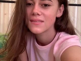 taanni teen doing it solo, pleasuring her little pussy live on webcam