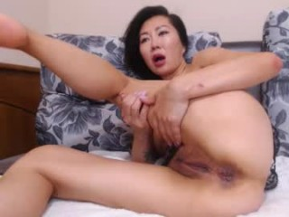 alexa_asian live sex session with getting her anal hole ruined