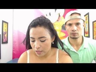 mariaandangel young cam girl couple doing everything you ask them in a sex chat