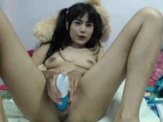 littlejane09 XXX cam live cum show with a horny little mature cam girl
