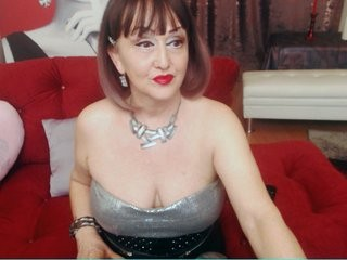 ladyjosette redhead mature cam girl being naughty and seductive on a live webcam