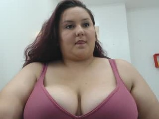 mariamss BBW teasing her pussy live on sex cam