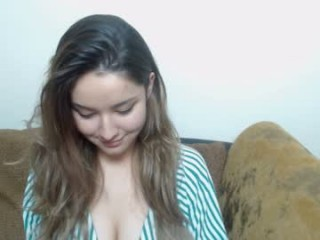 ameliafate BBW teasing her pussy live on sex cam
