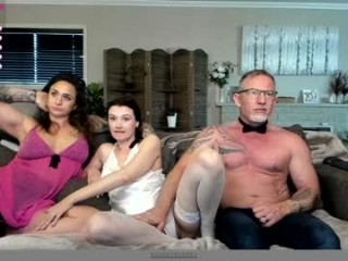 domenaughty couple doing everything you ask them in a sex chat
