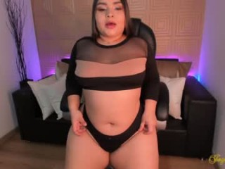 _joycepark BBW young cam girl teasing her pussy live on sex cam