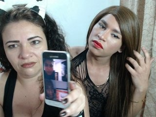 brendasexx young cam girl couple doing everything you ask them in a sex chat