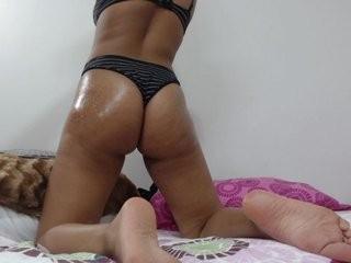 shantalspice Latino young cam girl slut masturbating live on a webcam