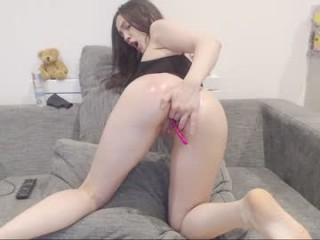 amberx18 French enjoys hardcore masturbating on sex cam