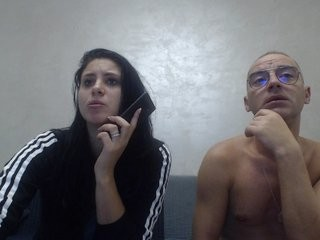 erik-amanda couple doing everything you ask them in a sex chat
