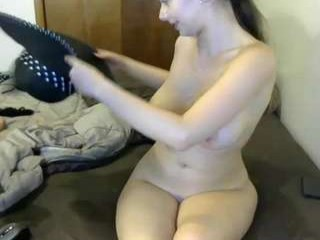 jessicastarling young cam girl with hot panty teasing her pussy live on cam