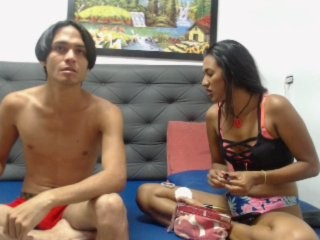 latincouple22 teen couple doing everything you ask them in a sex chat