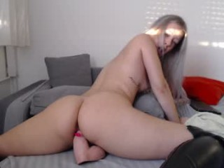 silverfox0 young cam girl seductress showing off her immaculate, sexy feet live on cam