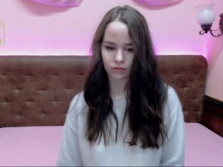 erikalustx sexy teen masturbating, teasing her wet cunt live on cam