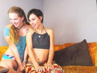 harperthefox with an ohmibod slutting it up live on camera
