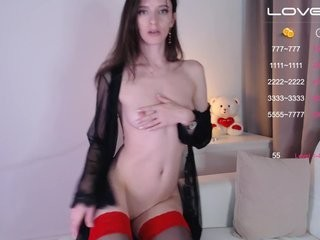 russiansexual the most beautiful brunette live on sex cam