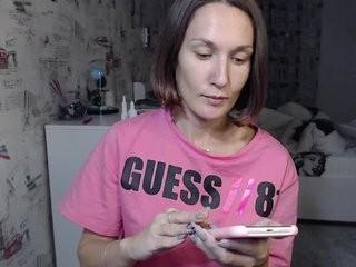 kykyshe4ka redhead being naughty and seductive on a live webcam