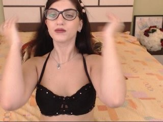 preciousailly the most beautiful brunette young cam girl live on sex cam