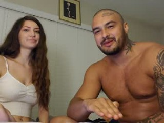 mari_and_jandro couple doing everything you ask them in a sex chat