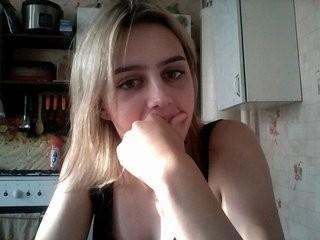 hornyfiber blonde teen and her wet little pussy, live on webcam