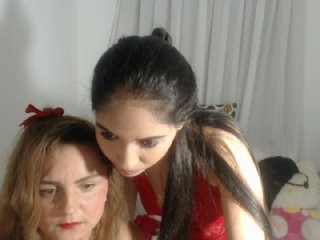 leiladanna couple doing everything you ask them in a sex chat