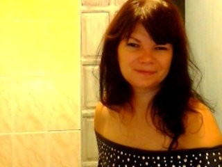 irinalovee redhead being naughty and seductive on a live webcam